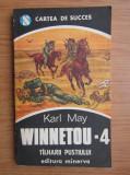 Karl May - Tîlharii pustiului ( WINNETOU vol. IV )
