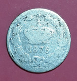 A5546 50 bani 1876
