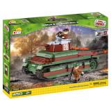 Cumpara ieftin Set de construit Cobi, World War II, Tanc Somua S-35 (450 pcs)