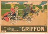 CICLISM,BICICLETA GRIFFON C.P. REPRODUCERE