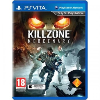 Killzone Mercenary PS Vita foto