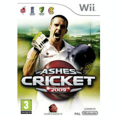 Joc Nintendo Wii Ashes Cricket 2009