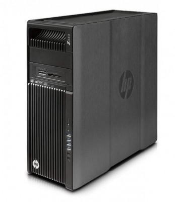 Workstation HP Z640 Tower, 2 Procesoare Intel Ten Core Xeon E5-2650 v3 2.3 GHz, 64 GB DDR4 ECC, 8 TB HDD SAS, DVD-ROM, Placa Video NVIDIA Quadro M5000 foto