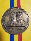 SV * REGELE FERDINAND și REGINA MARIA * 75 ANI DE LA ÎNCORONARE 15. X.1922 -1997