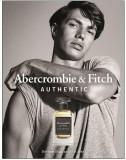 Abercrombie & Fitch Authentic EDT 100ml pentru Bărbați produs fără ambalaj
