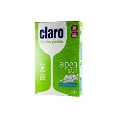 Sare Dedurizanta Alpina Claro Pronat 1.5kg Cod: CE31153 -FKL