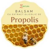 Balsam cu extract glicolic de propolis, 50ml - ENATURA