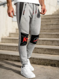 Pantaloni de trening gri Bolf K10013