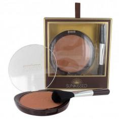 KIT pentru Bronzare cu efecte mate Sunkissed Essential Bronze Kit
