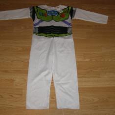 Costum carnaval serbare avioator astronaut toy story pentru copii de 5-6 ani, Din imagine