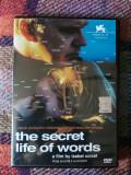 The Secret life of words - 2005 - Sarah Polley, Tim Robbins, Javier Camara, DVD, Romana