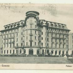 cp Govora : Palace Hotel - circulata 1930, timbru