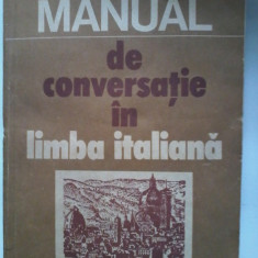 Doinea Condrea Derer - Manual  de conversatie in limba italiana