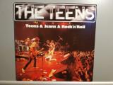 The Teens – Teens & Jeans & Rock'n'Roll (1983/Ariola/RFG) - Vinil/ca Nou (NM+), Columbia