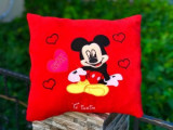 Perna din plus personalizata- Mickey Mouse