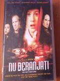 NU DERANJATI - FILM CASETA VIDEO VHS