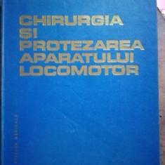 Chirurgia si protezarea aparatului locomotor-Clement C.Baciu