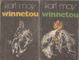 Winnetou - Karl May ( 2 volume )