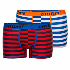 Boxeri barbati set 2 buc - U38 - mix, L, M, XL, XXL