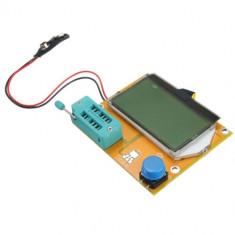 Tester ESR RLC ptr condensatori, tranzistori,diode,etc,nou