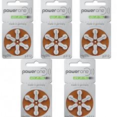 Baterii auditive P312 - power One / 5 seturi