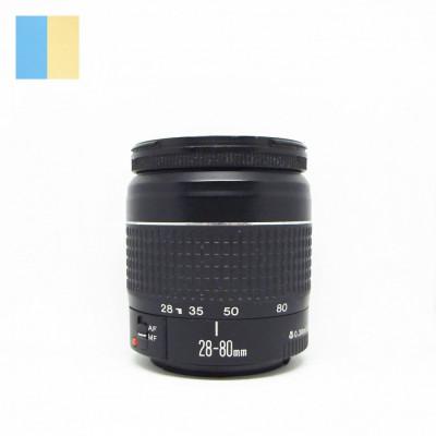 Obiectiv Canon Zoom Lens EF 28-80mm f/3.5-5.6 II foto