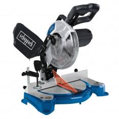 Fierastrau circular vertical cu laser HM80L Scheppach SCH3901105915 1500 W 210 mm