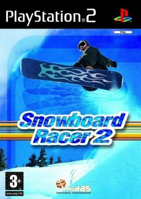 Joc PS2 Snowboard Racer 2 foto