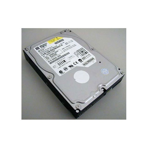 HARD-Disk desktop IDE 3.5 Western Digital 80GB