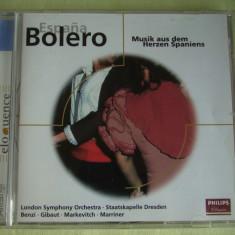 Espana Bolero - C D Original ca NOU
