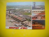 HOPCT 60969  AEROPORTUL PARIS ORLY FRANTA-AVION -NECIRCULATA