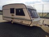 Rulota / caravana ABI Cu cort