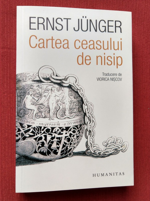 Ernst Junger - Cartea ceasului de nisip