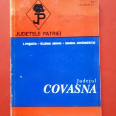 JUDETUL COVASNA × Judetele patriei fara harta color