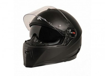 Casca motocicleta Integrala Richa Blade marime L culoare Negru mat foto