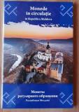Set de monede in circulatie Republica Moldova,in album de colectie, Europa