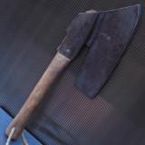 BARDA VECHE DEOSEBITA - MODEL ARIPA DE GASCA - POANSON CU IATANGA, OTEL SUPERIOR