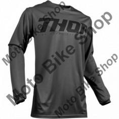 MBS Tricou motocross Thor S9 Pulse, XXXXL, gri inchis, Cod Produs: 29105326PE