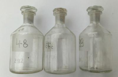 Sticlarie laborator, borcane farmaceutice sau pentru laborator 250ml foto