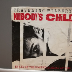 Traveling Wilbury's – Nobody's Child (1990/Warner/Germany) - VINIL Single/NM