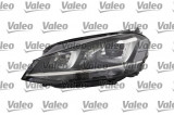 Cumpara ieftin Far dreapta (H7, reglaj electric, cu motoras, fundal negru) VW GOLF ALLTRACK VII, GOLF VII