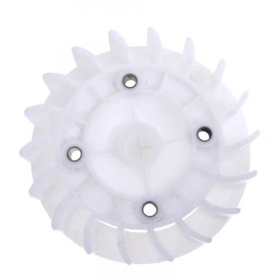 Paleta Fulie Ventilator Racire Magnetou Scuter Chinezesc Gy6 4T 49cc - 80cc foto