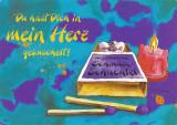 Germania, carte poştală necirculată umoristică 2