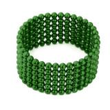 Puzzle Magnetic Neocube 216 bile magnetice verde