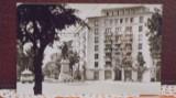 RPR - BUCURESTI - VEDERE DIN PIATA M. KOGALNICEANU - CIRCULATA, TIMBRATA, 1963