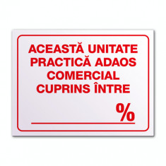Indicator Adaos Comercial (V1)