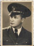 C166 Fotografie ofiter roman Brasov al doilea razboi mondial foto Regal