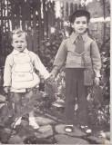 bnk foto - Copil in uniforma de Soim al patriei