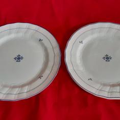 Set două farfuri portelan Heinrich Villeroy & Boch