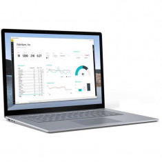 Laptop Microsoft Surface 3 15 inch Touch Intel Core i5-1035G7 8GB DDR4 256GB SSD Windows 10 Pro Platinum
